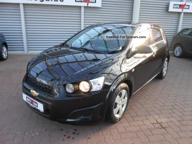 2013 Chevrolet  AVEO LS + Small Car Employee's Car photo