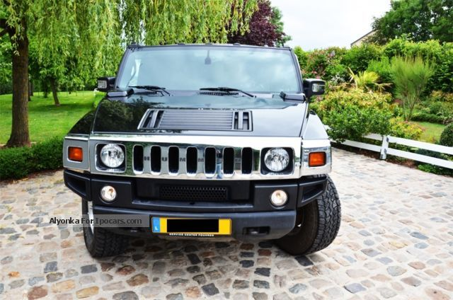 2007 Hummer  H2 German delivery 1 HAND Off-road Vehicle/Pickup Truck Used vehicle(  Accident-free) photo