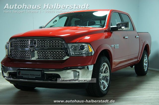 2013 dodge ram 5 7 hemi 1500 4x4 crew cab laramie car photo and specs. Black Bedroom Furniture Sets. Home Design Ideas