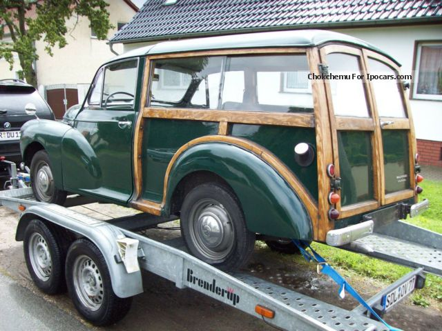 Austin  Morris Minor Traveller Woody Classic Car Links Lenke 1970 Vintage, Classic and Old Cars photo
