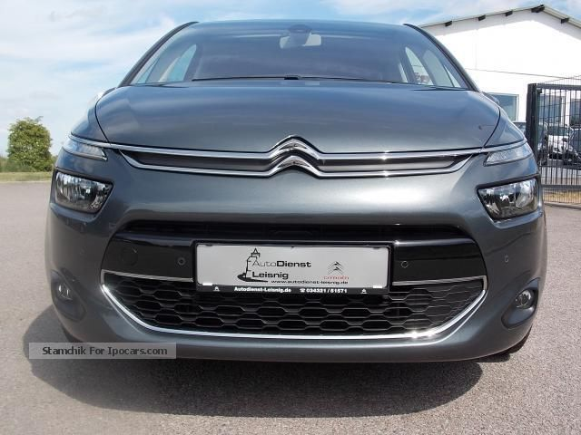 2014 citroen citro n c4 picasso e hdi 115 fap intensive. Black Bedroom Furniture Sets. Home Design Ideas