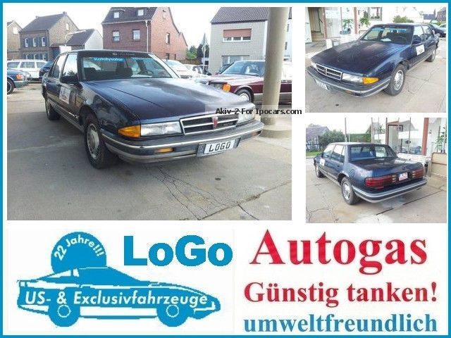 Pontiac  Bonneville LPG autogas refuel = f 70ct! Youngtimer 1987 Liquefied Petroleum Gas Cars (LPG, GPL, propane) photo