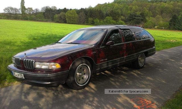 Oldsmobile  Custom Cruiser 1994 Liquefied Petroleum Gas Cars (LPG, GPL, propane) photo