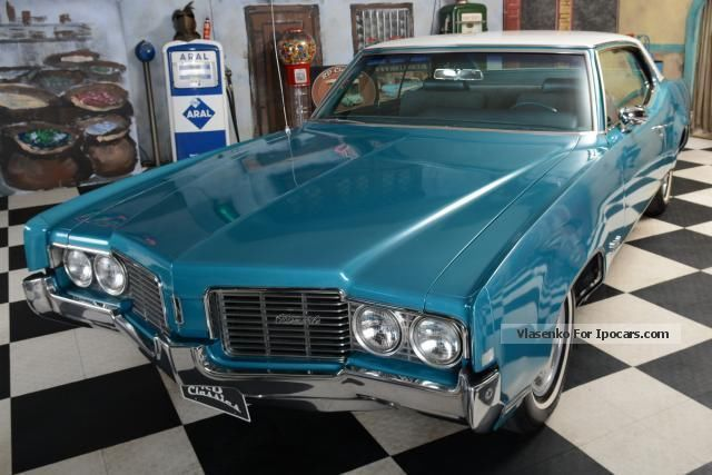 1969 Oldsmobile  Delta 88 Sports Car/Coupe Classic Vehicle photo