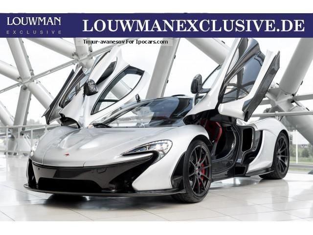 McLaren  Other Nr024 P1-NEW-No Reg-dealer 2014 Hybrid Cars photo