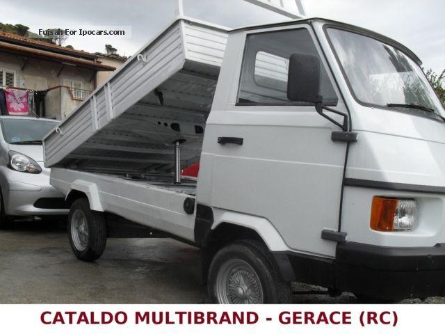1990 Piaggio  APE POKER Other Used vehicle photo