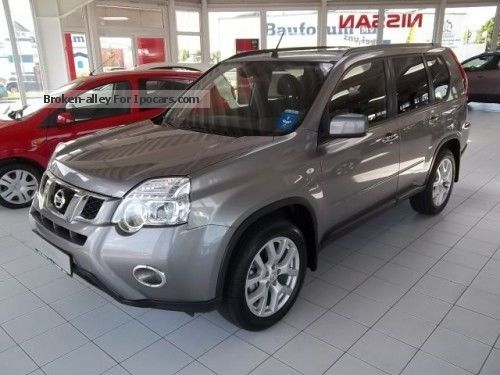 2014 Nissan  X-TRAIL SE 2.0 DCI 4x4 PANORAMA ROOF! Off-road Vehicle/Pickup Truck Pre-Registration photo