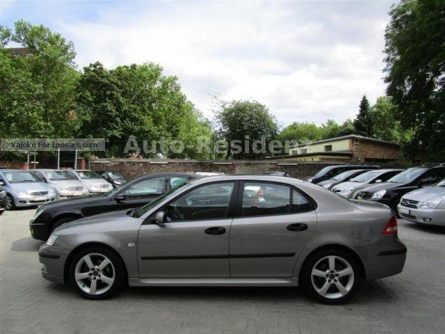 2005 Saab  9-3 1.8 t VECTOR AUT/KLIMAAUT/LEDER/71890KM Saloon Used vehicle photo