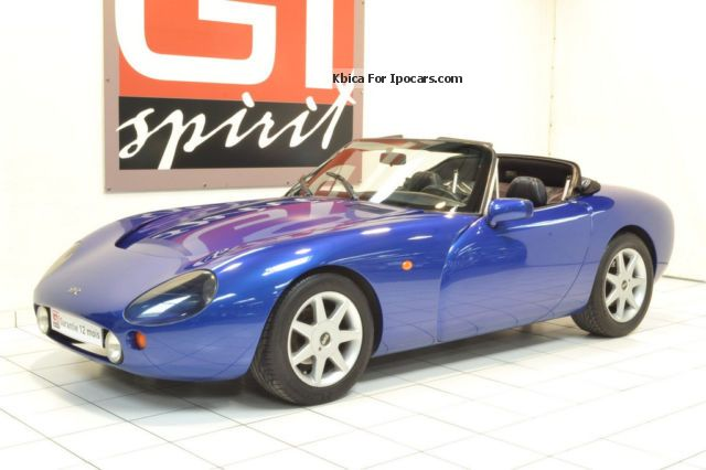 1994 TVR  Griffith Cabriolet / Roadster Used vehicle photo