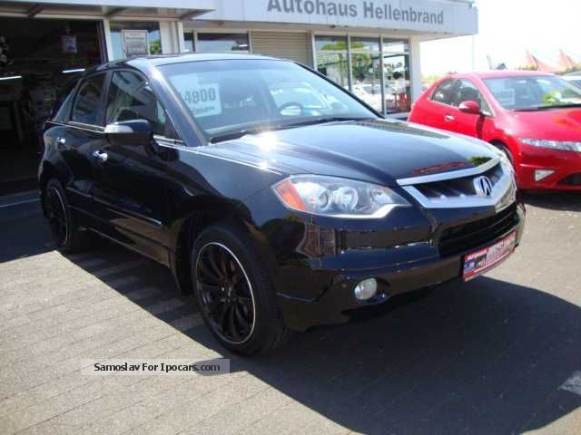 2007 Acura  RDX Torbu with Prins LPG system Off-road Vehicle/Pickup Truck Used vehicle photo