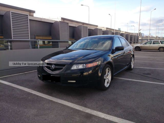 Acura  TL with gas plant 2006 Liquefied Petroleum Gas Cars (LPG, GPL, propane) photo