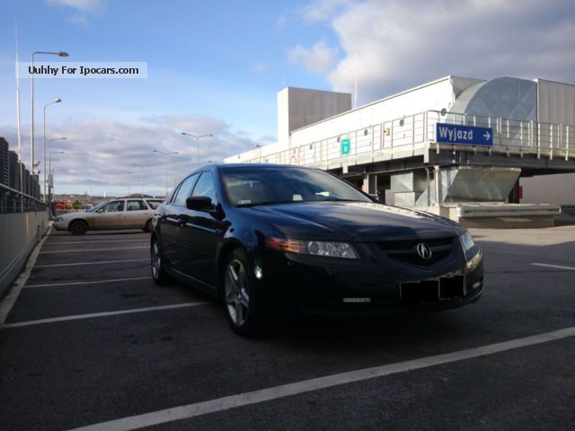 2006 Acura TL with gas plant - Car Photo and Specs