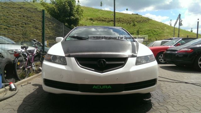 2005 Acura  TL BRC GAS PLANT Saloon Used vehicle(  Accident-free) photo