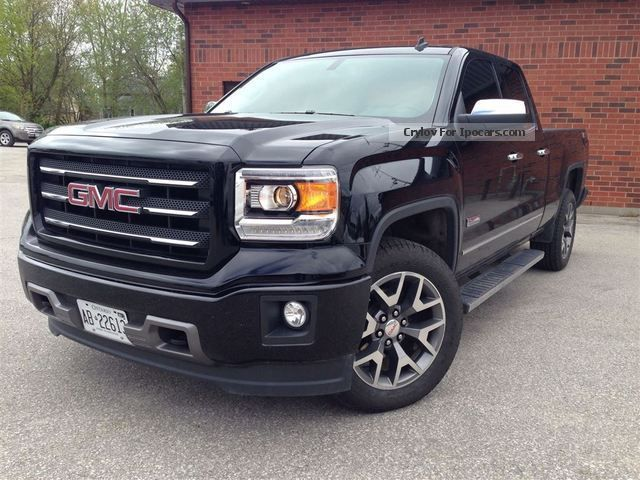 2014 gmc sierra 1500 slt 4x4 2014 double cab 5 3l v8 car photo and specs. Black Bedroom Furniture Sets. Home Design Ideas