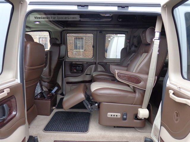 Gmc Conversion Van >> 2013 GMC Savana Conversion Van 2013 upfitter - Car Photo ...