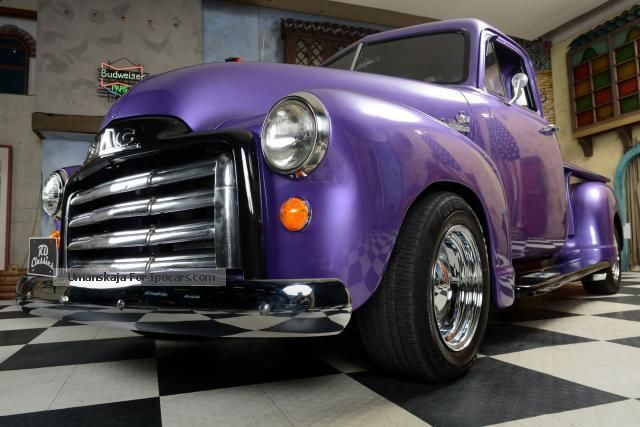 GMC  Other Custom Pickup 1952 Vintage, Classic and Old Cars photo