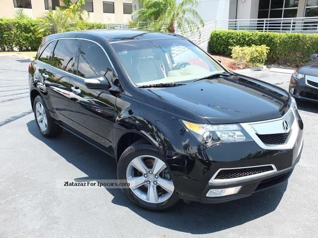2012 Acura  MDX 4x4. TECHNOLOGY PKG. 7 SEATS Off-road Vehicle/Pickup Truck Used vehicle photo