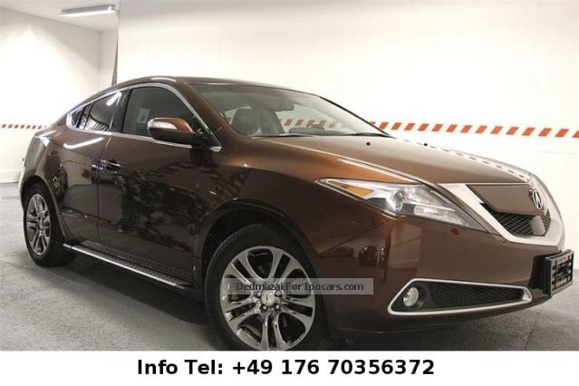 2010 Acura  ZDX 3.7 advanced technology package / Keyles-go Off-road Vehicle/Pickup Truck Used vehicle(  Accident-free) photo