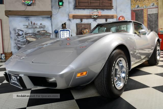 1977 Corvette  C3 Matching Numbers Sports Car/Coupe Classic Vehicle photo