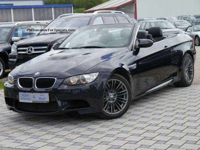 2011 BMW  M3 Convertible Drive Logic \Leather / Navi / Bi-Xenon / EDC \ Cabriolet / Roadster Used vehicle photo