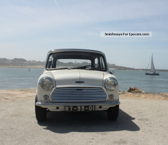 Austin  Cooper 1000 MK2 1970 Vintage, Classic and Old Cars photo