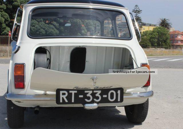 1970 Austin Cooper 1000 MK2 - Car Photo and Specs