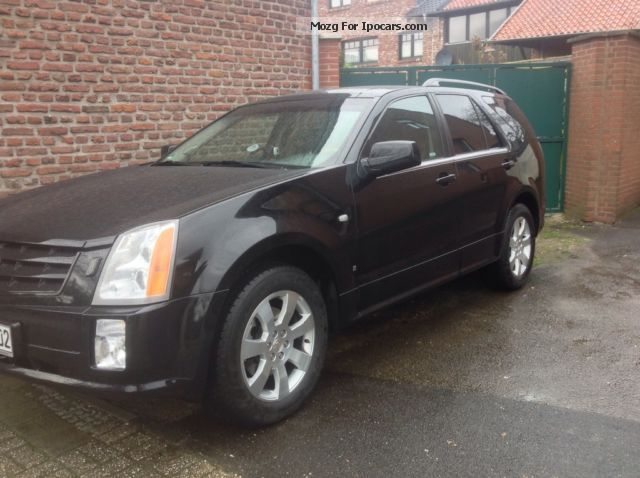 Cadillac  SRX 3.6 V6 2007 Liquefied Petroleum Gas Cars (LPG, GPL, propane) photo