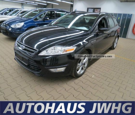 2012 Ford  Mondeo Turnier 1.6 TDCi 17 \ Estate Car Used vehicle photo