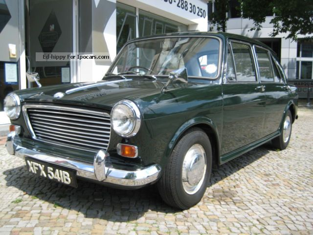 Austin  Morris 1100 1964 Vintage, Classic and Old Cars photo