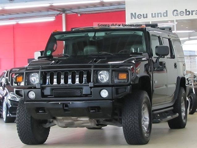 Hummer  H2 LPG GAS 6.SiTZE * CAMERA * NAVi * TV * REAR AIR * SSD 2005 Liquefied Petroleum Gas Cars (LPG, GPL, propane) photo