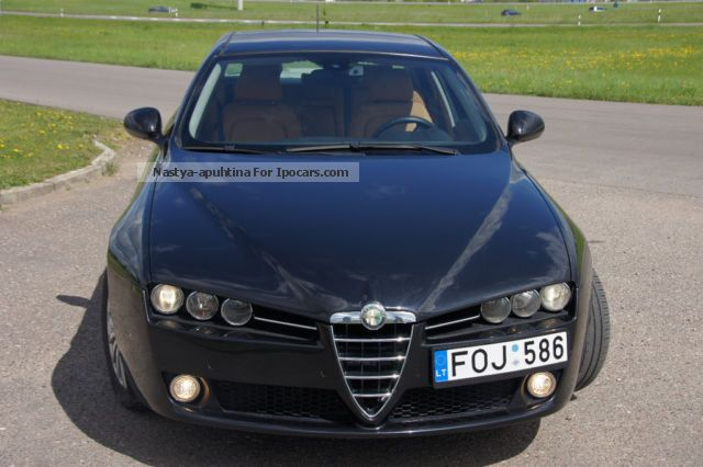 2009 Alfa Romeo  159 1.9 JTDM 16V DPF Saloon Used vehicle photo