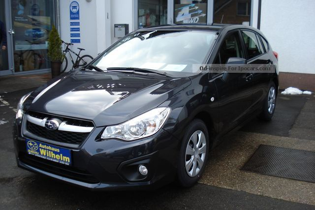 2013 Subaru  Impreza 1.6i Active Saloon Demonstration Vehicle (  Accident-free ) photo
