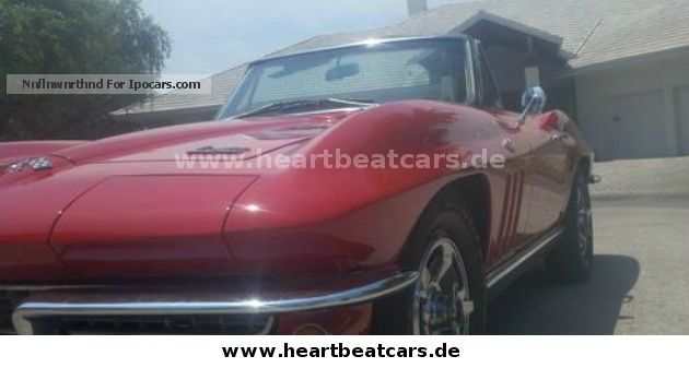 Corvette  C2 Cabrio 66 1966 Vintage, Classic and Old Cars photo