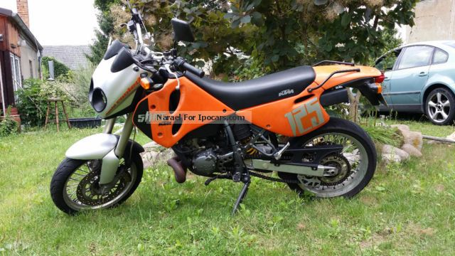 1997 KTM  sting 125 Other Used vehicle(  Accident-free) photo