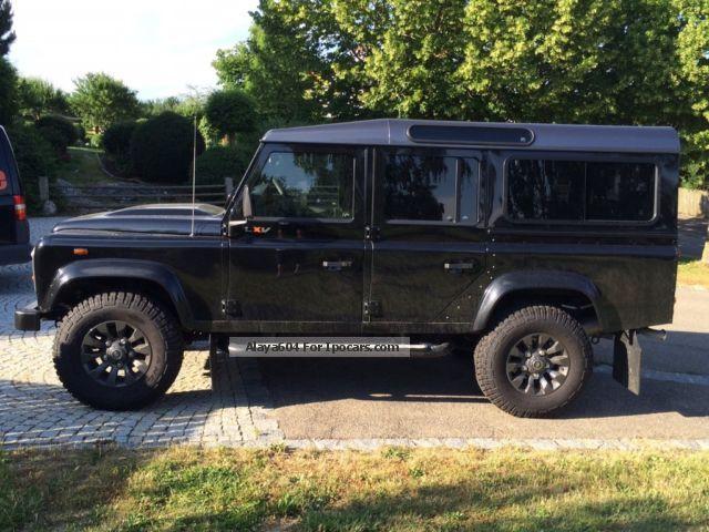 2014 Land Rover Defender 110 Station Wagon Dpf Lxv