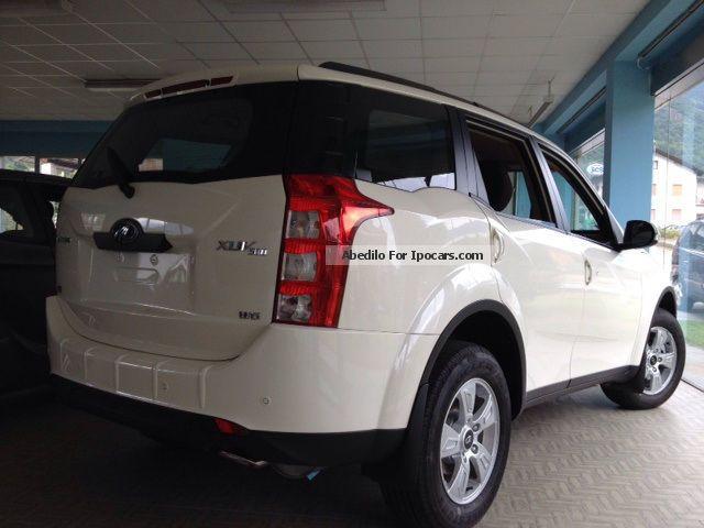 2014 Mahindra Xuv500 Car Photo And Specs