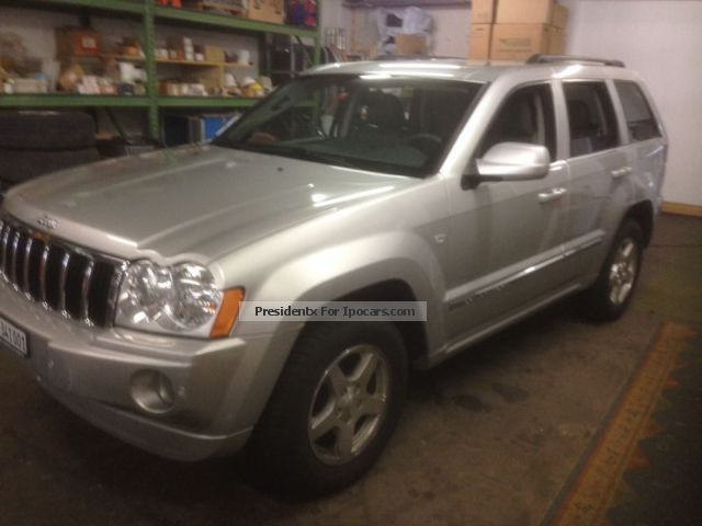 2005 jeep grand cherokee 5 7 v8 hemi automatic limited. Black Bedroom Furniture Sets. Home Design Ideas