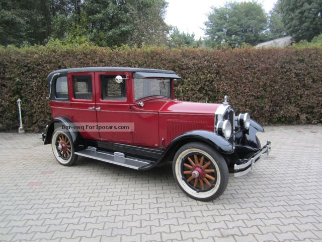 1927 Buick  Buick Saloon Classic Vehicle (  Accident-free ) photo