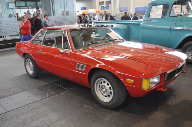 DeTomaso  LONGCHAMP 1976 Vintage, Classic and Old Cars photo