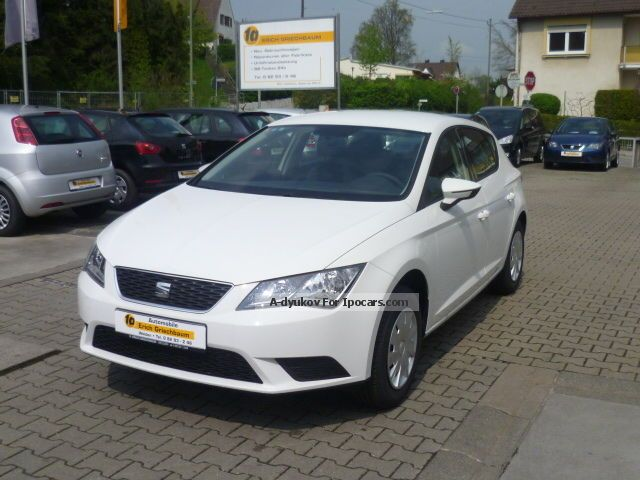 2014 seat leon 1 2 tsi start stop reference car photo and specs. Black Bedroom Furniture Sets. Home Design Ideas