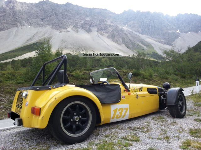 1990 Westfield  SE Cabriolet / Roadster Used vehicle photo