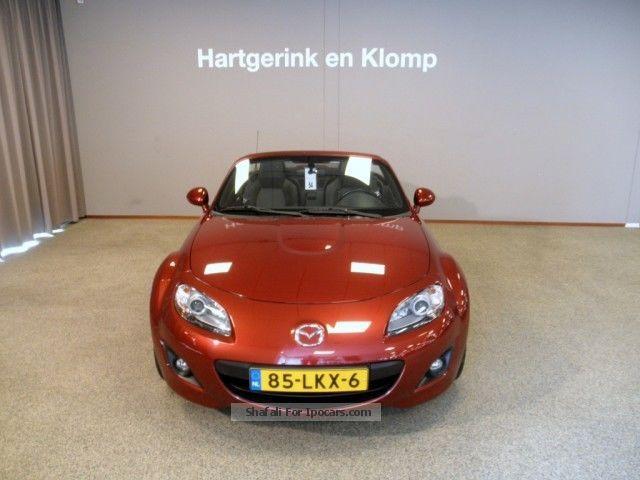 2012 Mazda Mx 5 Roadster 20 Gt L Met 18 U0026 Quot Velgen
