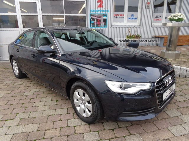 2012 Audi  A6 Lim. 3.0 TDI quattro tiptro Xenon PTC withstands. Saloon Used vehicle ( Accident-free ) photo