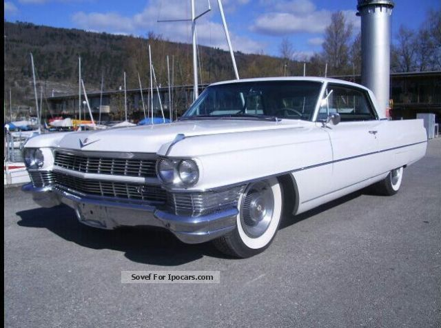 Cadillac  Series 62 Coupe 1964 Vintage, Classic and Old Cars photo