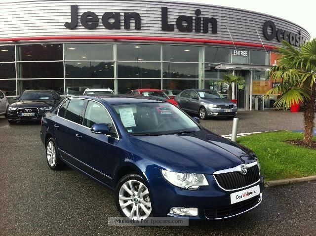 2013 Skoda  2.0 TDI CR 170 DSG Elegance 2 FAP 5P SUPERB Saloon Used vehicle photo