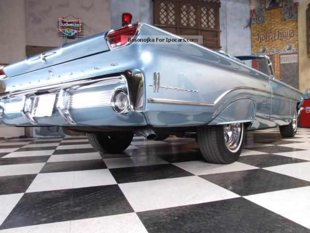Oldsmobile  Delta Super 88 Convertible with H-Admission \u0026 amp; TUV 1960 Vintage, Classic and Old Cars photo