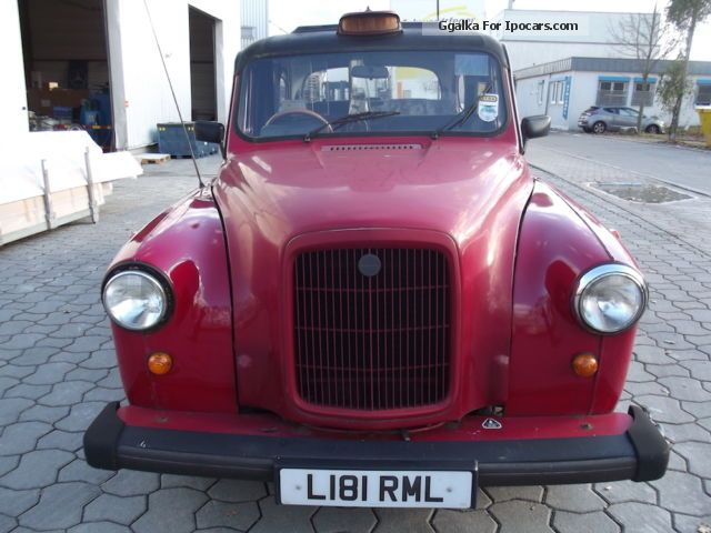 1994 Austin  London Taxi FX4 ca 30 Units in Stock !!!! Van / Minibus Used vehicle ( Accident-free ) photo