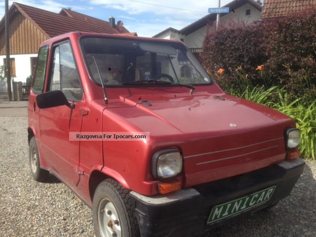 1985 Microcar  Other Other Used vehicle ( Accident-free ) photo