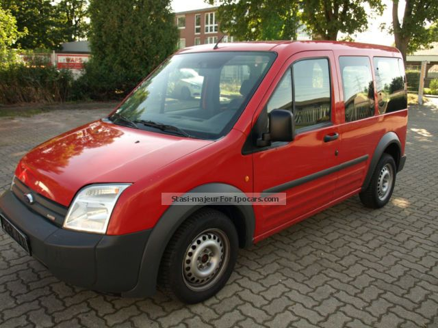 2007 Ford  Tourneo Connect Estate Car Used vehicle photo