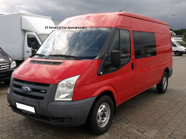 2007 Ford  FT 350 L TDCi 6 seater AHK Van / Minibus Used vehicle photo